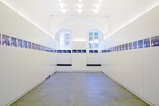 "EXHIBITION VIEW, ""MONUMENT"", FILM STILLS"